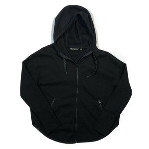 Athleta Cozy Karma Jacket Black Size M